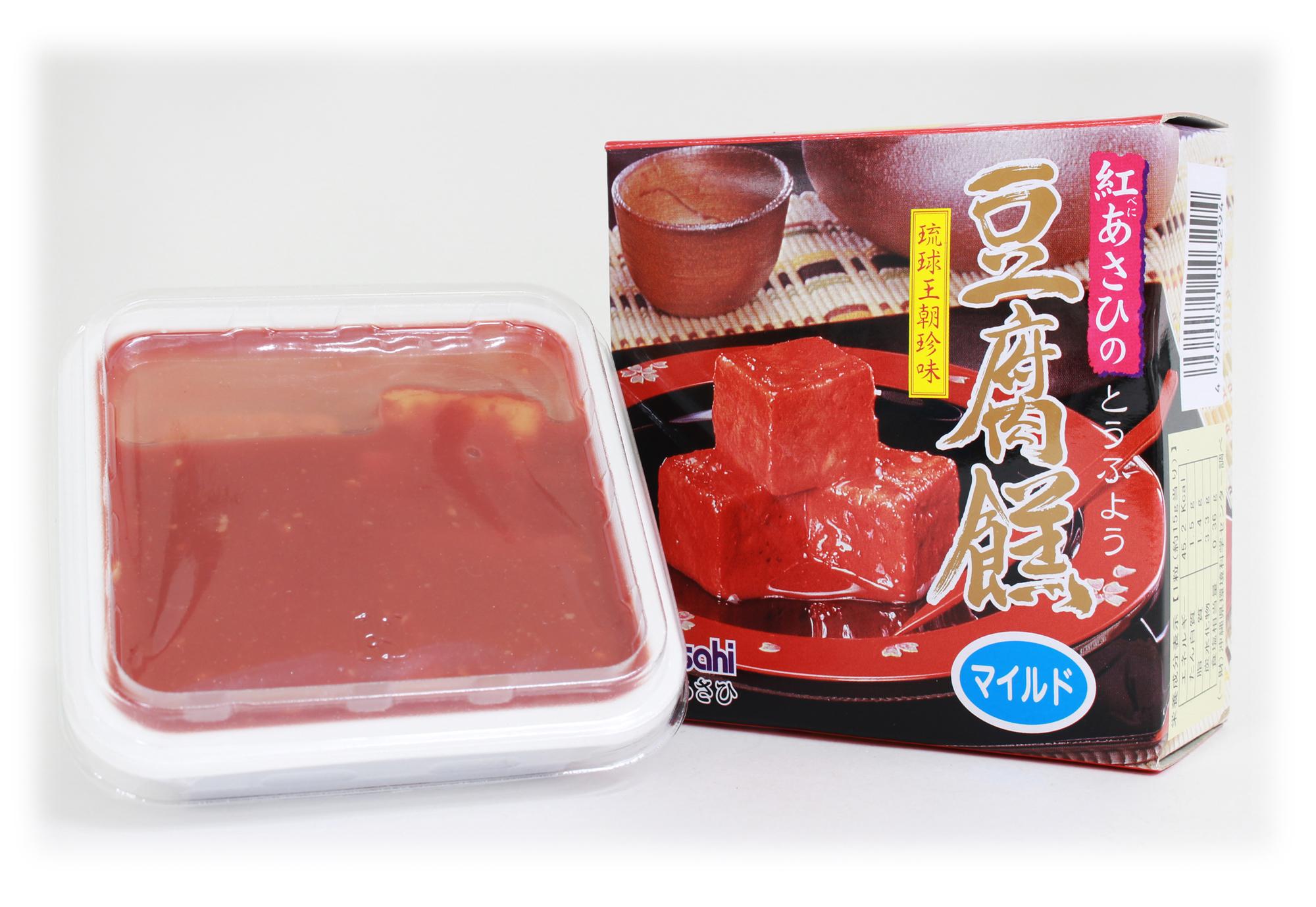 豆腐ようM4箱と中身